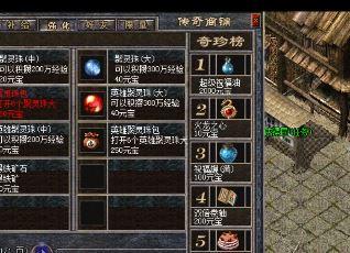 玩家在《微变传奇》中刷怪的方式有哪些不同